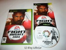Jeu Xbox - EA Sports Fight Night Round 2004