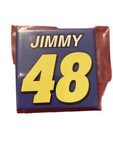48 JIMMY JOHNSON MAGNET 2 X 2