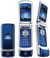 Motorola Krzr K1 Flip Unlocked GSM mobile phone