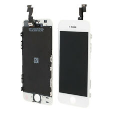 White A1533 A1530 Assembly w/LCD Touch Screen Digitizer for Apple iPhone 5S