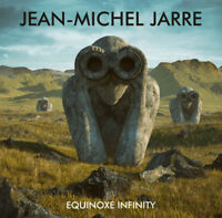 Jean-Michel Jarre : Equinoxe Infinity CD (2018) ***NEW*** FREE Shipping, Save £s