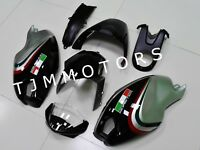 For Ducati Monster 696 796 1100 ABS Injection Mold Bodywork Fairing Black Silver