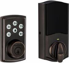 Kwikset Smartcode 888 zwave плюс клавиатура засов передний дверной замок венецианская бронза