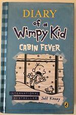 Diary of a Wimpy Kid - Cabin Fever by Jeff Kinney (Hardback, 2011)