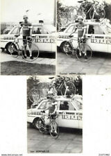 CYCLISME-WIELRENNEN-CICLISMO - 3 CARTES FLANDRIA - VOIR SCAN