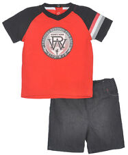 Boys Rocawear 2-Piece Outfit Shirt & Jeans Set NWT Size 2T