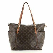 Louis Vuitton Totally Handbag Monogram Canvas GM