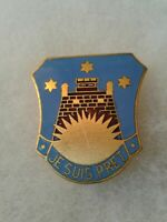 Authentic US Army 164th Infantry Regiment DI DUI Unit Crest Insignia GEMSCO