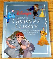 Disneys Treasury Of Childrens Classics Book Lion King Toy Story Pocahontas