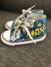 Personalised MAX Converse Size Infant 7