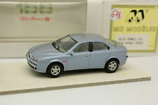 MC Modelli Resina 1/43 - Alfa Romeo 156 Blu