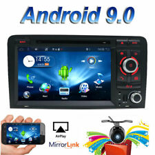 2 Din Car DVD GPS Stereo For Audi A3 8P S3 RS3 Sportback 2003-2011 WIFI Android9