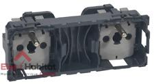 Prise de courant pré-câblée 2x2P+T 16A auto. Legrand Céliane 67124