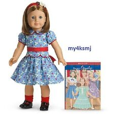 American Girl EMILY DOLL and BOOK Friend of Molly Doll SAME DAY SHIP