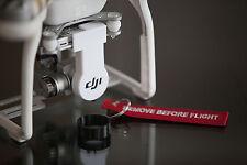 DJI Phantom 3 Deluxe Flight Kit WHITE - Cap - Hood - Gimbal Lock & Guard + kc