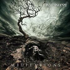 KATAKLYSM Meditations (2018) 10-track CD album NEW/SEALED