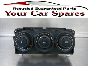 Peugeot 308 Heater Controls with Air Conditioning 08-13 Mk1