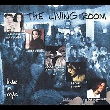 FREE US SHIP. on ANY 2 CDs! USED,MINT CD : The Living Room - Live in NYC - Vol.1