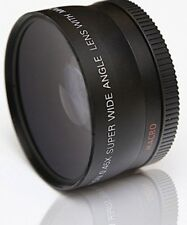 CLOSE UP Macro & Wide Angle Lens per Canon EF-S 55-250mm f/4-5.6 IS II Lens