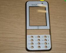 Genuine Original Sony Ericsson K660 K660i Front Fascia Cover Housing White