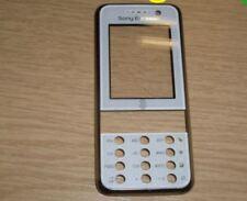 Genuine Original Sony Ericsson K660 K660i Front Fascia Cover Housing White
