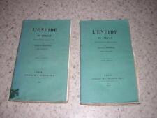1869.L'énéide de Virgile.traduction par Auguste Desportes et texte latin.2/2