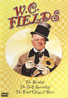 WC Fields - The Dentist, The Golf Specialist, Fatal Glass of Beer (DVD, 2009)