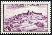"FRANCE TIMBRE STAMP N°759 ""VEZELAY 5F"" NEUF X TB"