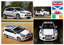 Ford Focus Wtcc - Kit Aufkleber