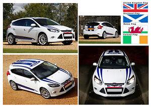 Ford Focus WTCC - Decal Kit