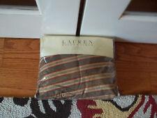 NIP Ralph Lauren Cape Catherine Striped Queen Bedskirt
