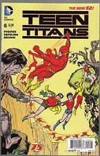 Teen Titans #6 - 75Th Anniversary Flash Variant Cover - 2015