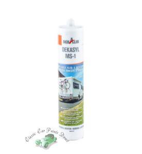 Dekalin Dekasyl MS-1 290ml Polymer Elastic Adhesive & Sealent **GREY**