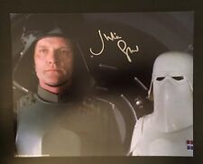 Julian Glover Autograph 8x10 Photo Star Wars