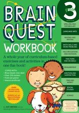 Brain Quest Workbook, Grade 3 : A Whole Year of Curriculum-Based Exercises...