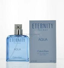 Eternity Aqua By Calvin Klein For Men 6.8 Oz Eau De Toilette 6.8 Oz 200 Ml Spray