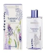HEATHCOTE & IVORY Lavender Fields Moisturizing Shower Gel 8.45 Oz NEW & SEALED