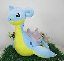 "Pokemon Lapras Soft Plush Stuffed Toy Animal Large Doll Xmas Gift 19"""