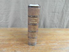 DE LANOYE / L'INDE CONTEMPORAINE Librairie HACHETTE 1858 hist. insurrection 1857