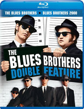 The Blues Brothers Double Feature [New Blu-ray] 2 Pack, Snap Case