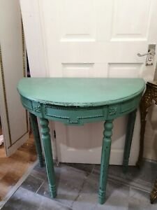 Shabby Chic Small Console Table, Hallway, Dressing Table