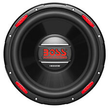 BOSS Audio Systems AR120DVC 12 Inch Car Subwoofer - 1600 Watts Maximum Power, Du