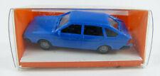 VW Passat blau Euromodel 1:87 H0 OVP [HB8-D2]