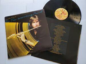 The Tim Weisberg Band - Rotations 1978 Jazz Rock (LP) Muscle Shoals Horns