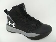 042794a0abe Under Armour Boys Youth Jet Athletic Shoes Black Grey (20S1)