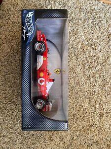 Hot wheels Ferrari F2003-ga Diecast 1/16