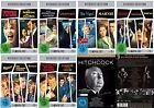 27 Clásicos ALFRED HITCHCOCK Marnie PSYCHO Vértigo DVD Sammlung EDITION Nuevo