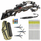 TenPoint Turbo M1 Pro Package - ACUdraw 50 - 9 Arrows, Soft Case, and More!