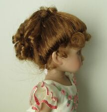 Monique ANNABELLE Wig 7/8 for Effner Little Darling Minifee JID BJD MSD Auburn