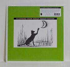 CLEANERS FROM VENUS Number Thirteen VINYL LP Sealed Captured Tracks
